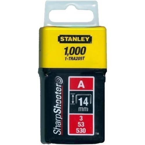 ΔΙΧΑΛΑ STANLEY 14mm 1000pcs A5/53/535 1-TRA209T