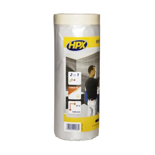 Ναυλον επικάλυψης με χαρτοταινία 1,1m x 33m HPX PM11033
